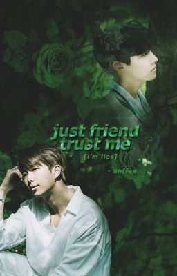 NamSeok   just friend, trust me