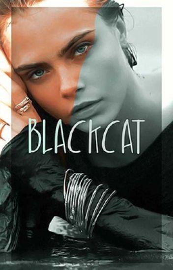 Black Cat ▸ P. PARKER