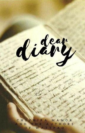 Dear Diary by PollyannaPendleton