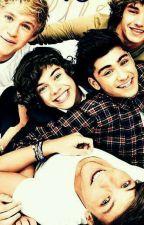 One Direction by JadaMatlock