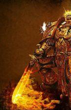 L'Empereur Dieu de l'Humanité  by BlinDerfelix