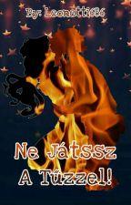 Ne játsz a tűzzel! {Leo ValdezxReader} by Leonetti686