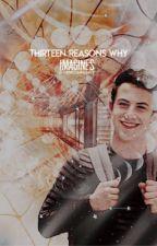 13 Reasons Why Imagines by thrwcommunity
