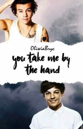 You take me by the hand | Larry by OliwiaBryc