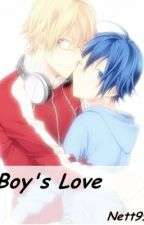 Boy's love by IndieCZ