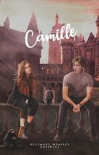 Camille || George Weasley by Rosemary_Weasley