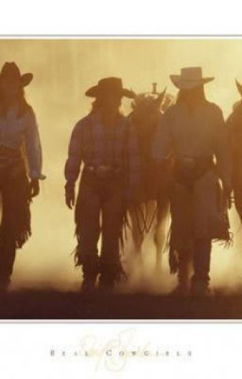 The Cowgirl's and the British/Irish Lads
