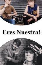 Eres nuestra! by Fresita_525