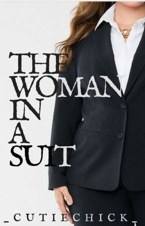 The Woman in a Suit by _CutieChick_