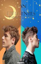Tan diferente. by Pepxcake