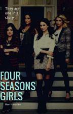 Four Season Girls by HannyHandriani