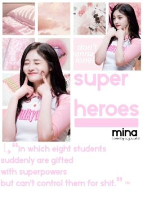 superheroes - kpop af by MINAWEI-