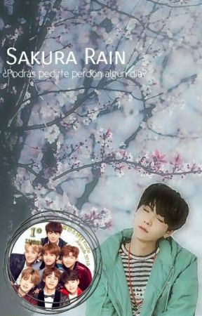 Sakura rain  (Yoonseok ) by Sora_4KH