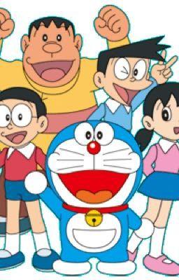 (Truyện ngắn ) Phiêu lưu vào thế giới Doraemon