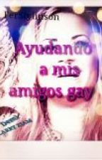 Ayudando a mis amigos gays~ziam y larry by ferstylinson