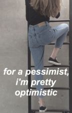 for a pessimist, i'm pretty optimistic ↠ demi lovato by prellucid