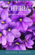 Theria: El niño de cabello violeta. by AdanielRaclife