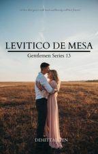 GENTLEMAN Series 13: Levitico De Mesa by Dehittaileen