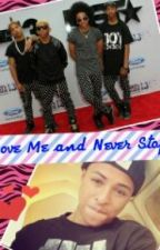 Love Me and Never Stop~{Diggy Simmons and Mindless Behavior Love Story} by Tanira1235