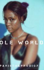 Cole World | JCole  by Paristhaprodigy