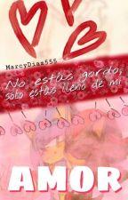 Sonadow~ No estas gordo, solo estas lleno de mi amor~ by MarcyDiaz555