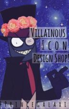 Villainous Icon Design Shop!~ by PrinceGalaxii