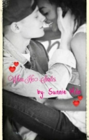 When He Smiles (interracial love story)