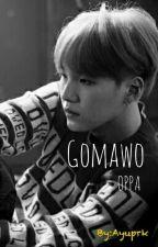 Gomawo Oppa  by Ayuprk