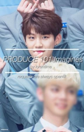Produce 101 Imagines  by lorentime