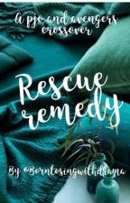 Rescue Remedy by Borntosingwithdrama