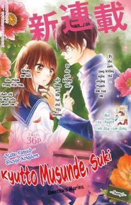 Đọc truyện [Truyện tranh] Kyutto Musunde, Suki