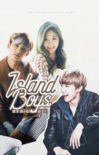 Island Boys (TOD #1) [2ND DRAFT] // SEVENTEEN by bigwoozi