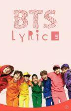 BTS Lyrics by likearmy