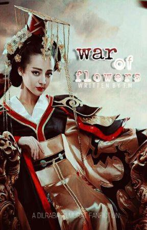 War of Flowers by FUSHIAXII