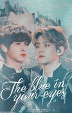 The blue in your eyes | Chanbaek by bcdwolf