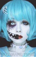 Девушка вампира by Jasmine1467