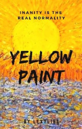 Yellow paint by Lexylibs