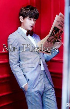 Mr. Playboy || Taehyung FF by NadaEhab334