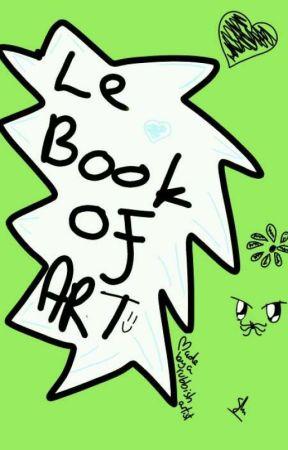 Le' book of art by immalittletato