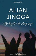 Alian Jingga  by belleriess