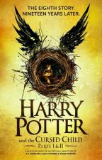 harry potter and the cursed child ( Dutch ) geen script  by Regendoog
