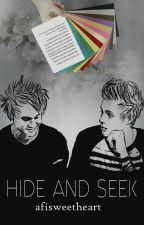 hide and seek 》muke {zawieszone} by deadcharmander