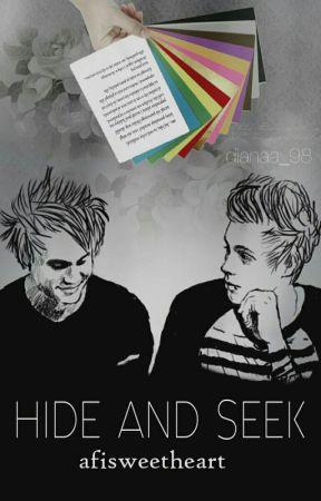 hide and seek 》muke by deadcharmander