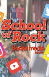 School of rock social media  by saraivx