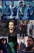 Harte Schale, weicher Kern (Tokio Hotel FF) by Dogspaulina99