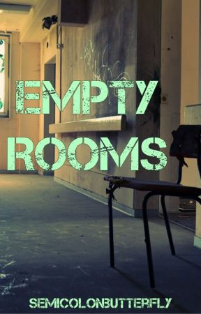 Empty rooms by semicolonbutterfly