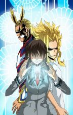 All Might x Reader (Boku no Hero Academia) by Tamihime