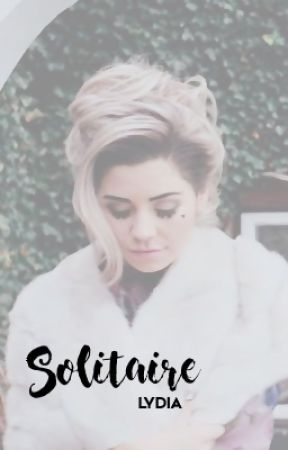 Solitaire ∞ Marina Diamandis Gif Book by --blank