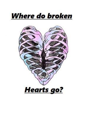 Where do broken hearts go? / Narry Storan by Bolinho_de_chuva007