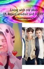 Living with my idols {a BajanCanadian and 1D FF} by paris_jeffrey_